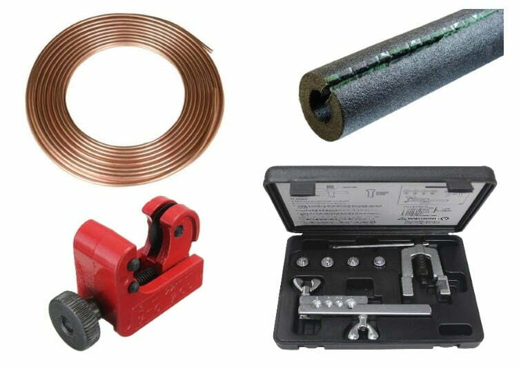Air Cond Spares and Installation Parts Category - BSL Electrical