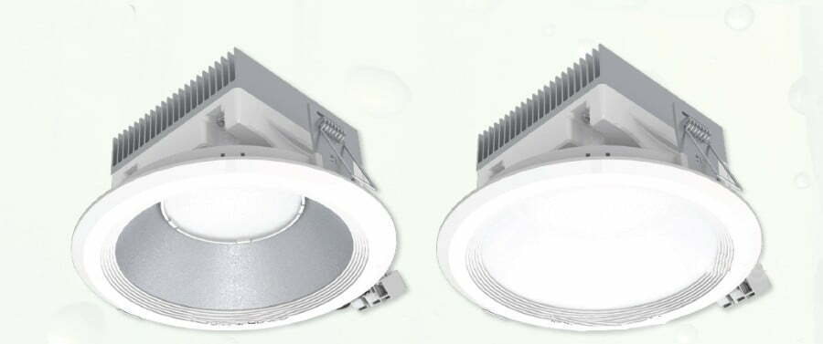 Recessed LED Downlight Round