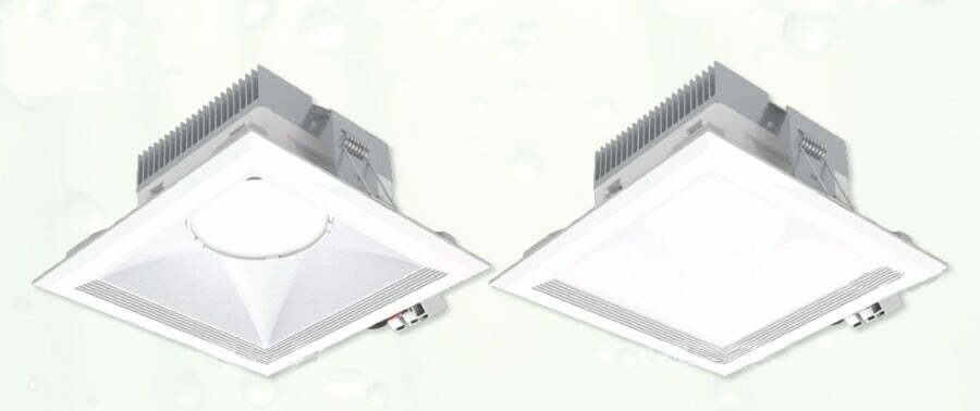 Recessed LED Downlight Square