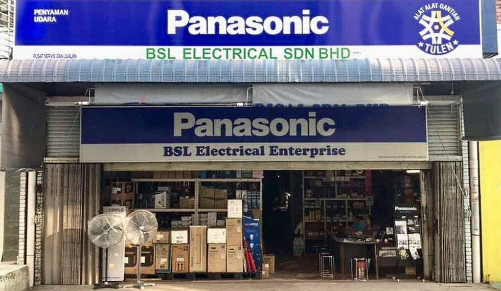 BSL Electrical Outlet – Sadong Jaya