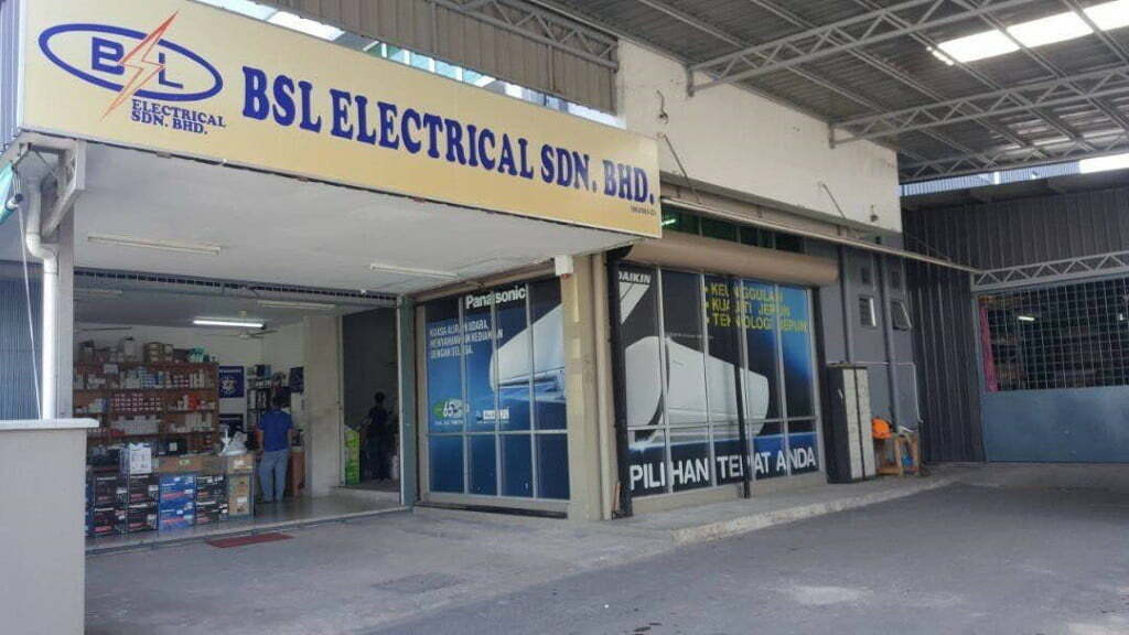 BSL Electrical Outlet – Inanam