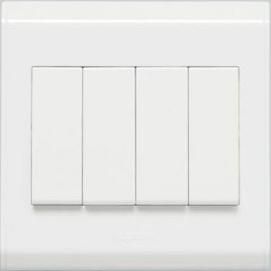Legrand Belanko 4-gang-switch_L_617006